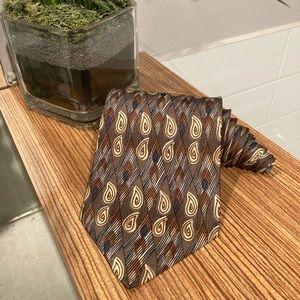 ♦️2/$15 SIMON CHANG 100% Silk Tie